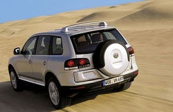 Коррекция фигуры Volkswagen Touareg