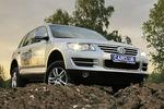 Volkswagen Touareg: Седина в бороду