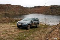 Volkswagen Touareg R5 TDI: Внедорожник с большой буквы