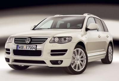 Антинародный «народный вагон» Volkswagen Touareg