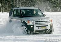 Тест драйв автомобилей: Nissan Patrol, Land Rover Discovery 3, Volkswagen Tuareg