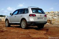 Улучшая генофонд: Volkswagen Touareg