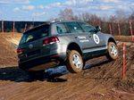 Зов предков: Volkswagen Touareg