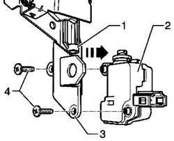 Извлечение электродвигателя