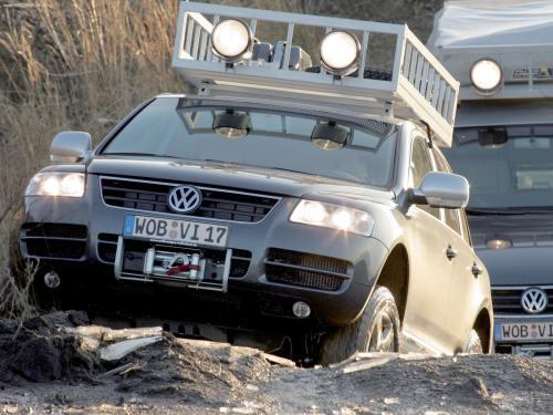Подержанные автомобили Volkswagen Touareg (Фольксваген Туарег)