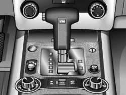 Селектор автоматической коробки передач