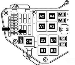 Проверка компрессии (бензиновый двигатель 3,2L)