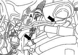 Штекерное соединение лямбда-зонда G39