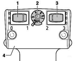 Схема работы потенциометра