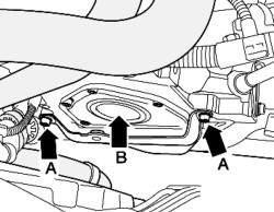 Болты крепления уплотнительной крышки