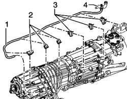 Вентиляционная трубка и ее крепление