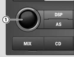 Панель управления CD-ресивера